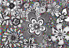 flowers kwiaty  by joanna0208