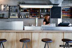 Papiota Bar in Bucharest // Corvin Cristian & Vlad Vieru