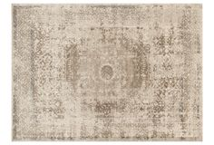ONE KING'S LANE//Levan Rug, Taupe/Sand