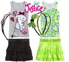 Justice for girls shopjustice.com
