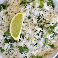 Chipotle Lime Rice Recipe