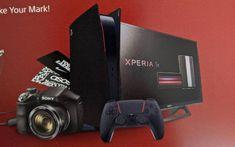Rumeur: une console PS5 noire et rouge repérée dans du matériel marketing Sony