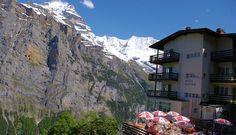 Murren, Switzerland Photos