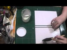 Bookbinding Tutorial Part Four - Making your Book Covers