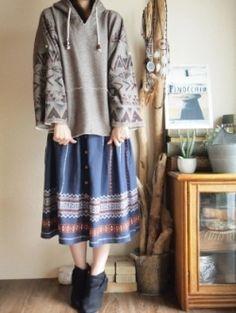 boho and ethnic fashion coordinate VOL.12 エスニックボヘミアンファッション エスニックなら通販サイトshams