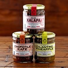 (TO BUY) Salsa Variety, 3 Pack