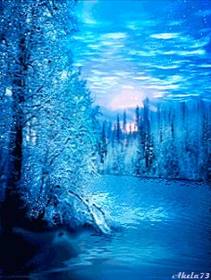 Winter mobile phone wallpapers