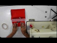 Diy Bolsinha de mão - YouTube