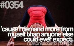exercise motivation | Tumblr