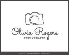 This pre-made logo design can be used for photography or video business. You can choose your own colors and layout (horizontal or vertical orientation) free as it's included as part of this package. Details: black, white, chalkboard, chalk, camera, photography, photographer, signature, script, modern, rustic, vintage