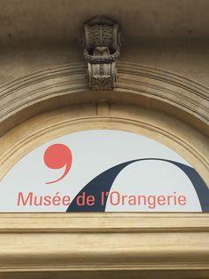 Museè de L`Orangerie.  Paris