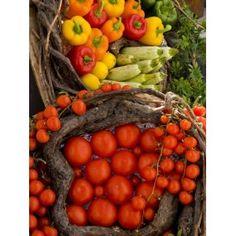Market With Vegtables  Darrell Gulin