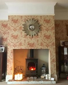 Find sophisticated detail in every Laura Ashley collection - home furnishings, children's room decor, and women, girls & men's fashion. Childrens Room Decor, Cottage Style, Fireplaces, Home Furnishings, Living Room, Home Decor, Chalet Style, Fireplace Set, Fire Places