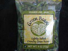 Trader Joe's Lightly Salted Crunchy Green Beans