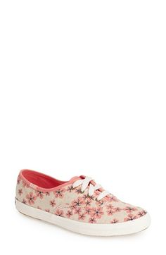 Keds®+Taylor+Swift+'Champion+-+Cherry+Blossom'+Sneaker+(Women)+available+at+#Nordstrom
