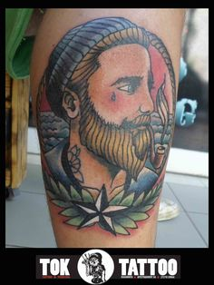 ~ New Traditional tattoo ~ sailor