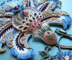 *QUILLING ~ The Art of Paper Filigree | | Into CraftInto Craft