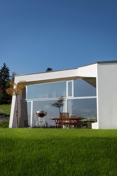 3S villa 3 Bright and Cosy Villa Displaying an Interesting Shape in Austria