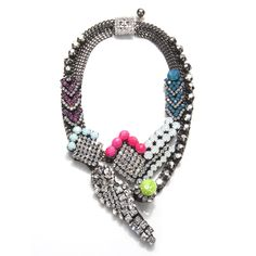 64889bbf3aca SHOUROUK Rita Cadillac Necklace Stylish Jewelry