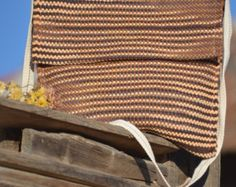 ALIONA HANDWOVEN BAG crossbody bag messenger bag handmade bag tote -    Edit Listing  - Etsy Outdoor Chairs, Outdoor Furniture, Outdoor Decor, Messenger Bags, Hand Weaving, Shopping, Etsy, Home Decor, Hand Knitting
