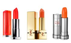 Trend to Try: Orange Lipstick