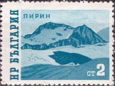 Znaczek: Pirin-Mountains (Bułgaria) (Landscapes) Mi:BG 1315,Sn:BG 1231,Yt:BG 1148