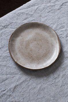 Lunar Side Plate Approx 18cm D x 1.5cm H