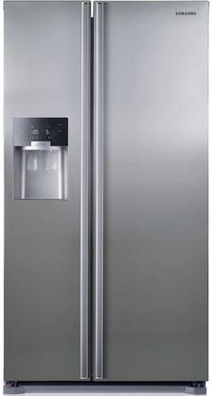 Zilveren Samsung RS7568BHCSP - Amerikaanse koelkast. Nu 29% korting!  Neem een kijkje op KeukenExpress.com
