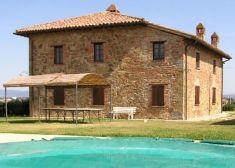 vakantiehuis met zwembad in Paciano, Umbrië