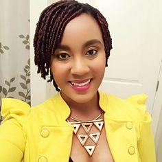 Finger coils on Natural Hair Finger Coils Natural Hair, Coiling Natural Hair, Natural Hair Twists, Natural Afro Hairstyles, Twist Hairstyles, Natural Hair Moisturizer, Texturizer On Natural Hair, Curly Hair Tips, Curly Hair Styles