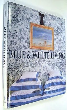 BLUE & WHITE LIVING