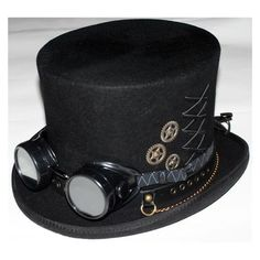 TOP QUALITY 100/% WOOL TOP HATS WEDDINGS FESTIVALS GOTHIC STEAMPUNK S-XL