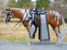 Two Horns Bar Custom Saddle Works All The Pretty Horses, Beautiful Horses, Rare Horse Colors, Horse Saddles, Horse Halters, Male Horse, Bryer Horses, Western Pleasure Horses, Barrel Racing Horses
