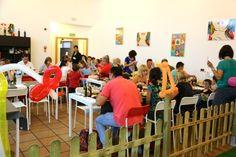 Restaulandia, un restaurante infantil con animación donde también comen los padres - http://www.conmuchagula.com/2014/09/25/restaulandia-un-restaurante-infantil-con-animacion-donde-tambien-comen-los-padres/?utm_source=PN&utm_medium=Pinterest+CMG&utm_campaign=SNAP%2Bfrom%2BCon+Mucha+Gula