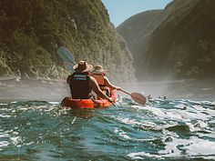 Kayaking in Garden Route - Dirty Boots Adventure Holiday, Adventure Tours, Tsitsikamma National Park, Kayak Adventures, Adventure Activities, Rafting, Kayaking Trips, South Africa, National Parks