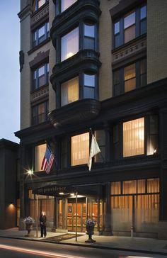 Hotel Providence | Providence, Rhode Island | USA (1882)