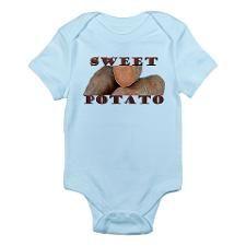 Sweet Potato Infant Bodysuit