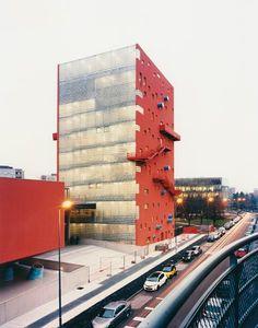 Nuovo Edificio IULM6, Milan, 2014 - 5+1AA Alfonso Femia Gianluca Peluffo