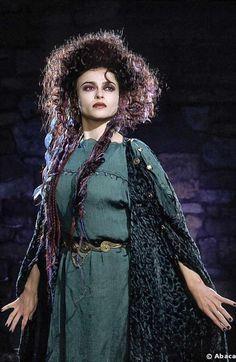 Helena Bonham Carter in the role of Morgan Le Fay for the 1998 television series Merlin. Helena Bonham Carter, Helen Bonham, Helena Carter, Lena Headey, Merlin, Morgana Le Fay, Marla Singer, Bellatrix Lestrange, Quirky Fashion