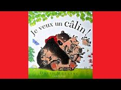 JE VEUX UN CÂLIN ! - David Melling - YouTube Film D, French Movies, French Resources, French Immersion, Learn French, Literacy, Album, Youtube, Books
