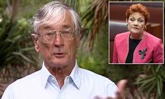 Entrepreneur Dick Smith says Australia's political leaders will destroy this country unless they adopt Pauline Hanson's population policies. Mr Smith is vowing to help One Nation.