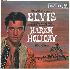 Buy the Elvis Presley Harem Holiday Vinyl online at Planet Earth Records. This classic Elvis Presley vinyl is available online in great condition, buy today. http://www.planetearthrecords.co.uk/elvis-presley-harem-holiday-vinyl-record-lp-rca-victor-1966-38734-p.asp | £16.99