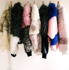 941bc04fdc6ef Mimosa Lane  Friday- Faux Fur Bomber Jackets and Links Faux Fur Coats