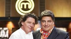 Take tips from the masters ... Marco Pierre White and Matt Preston.