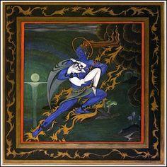Kay Nielsen - Arabian Nights