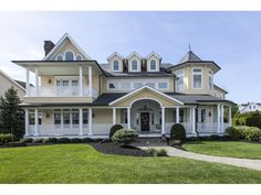 Spring Lake, New Jersey Victorian home