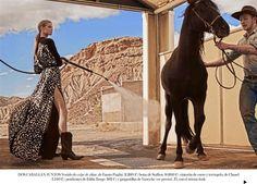 Kate Grigorieva by Mariano Vivanco (Vogue Espana)