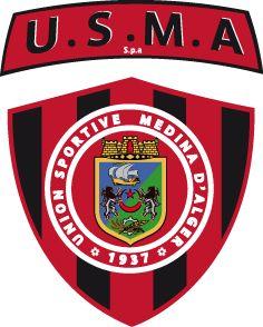 Logos Futebol Clube: Union Sportive Médina d'Alger