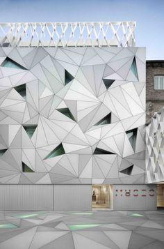 Museo ABC by Aranguren and Gallegos - Madrid.