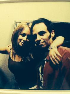 Amy and Nils Lofgren <3 <3